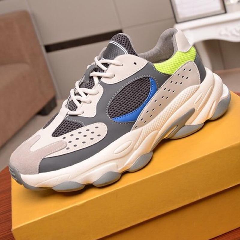Лучшие качества Роскошные дизайнерские обувь Мода Повседневная обувь кроссовки Бегуны Light Повседневная обувь Бег Бег Обувь для мужчин Размер 6-10 Type3
