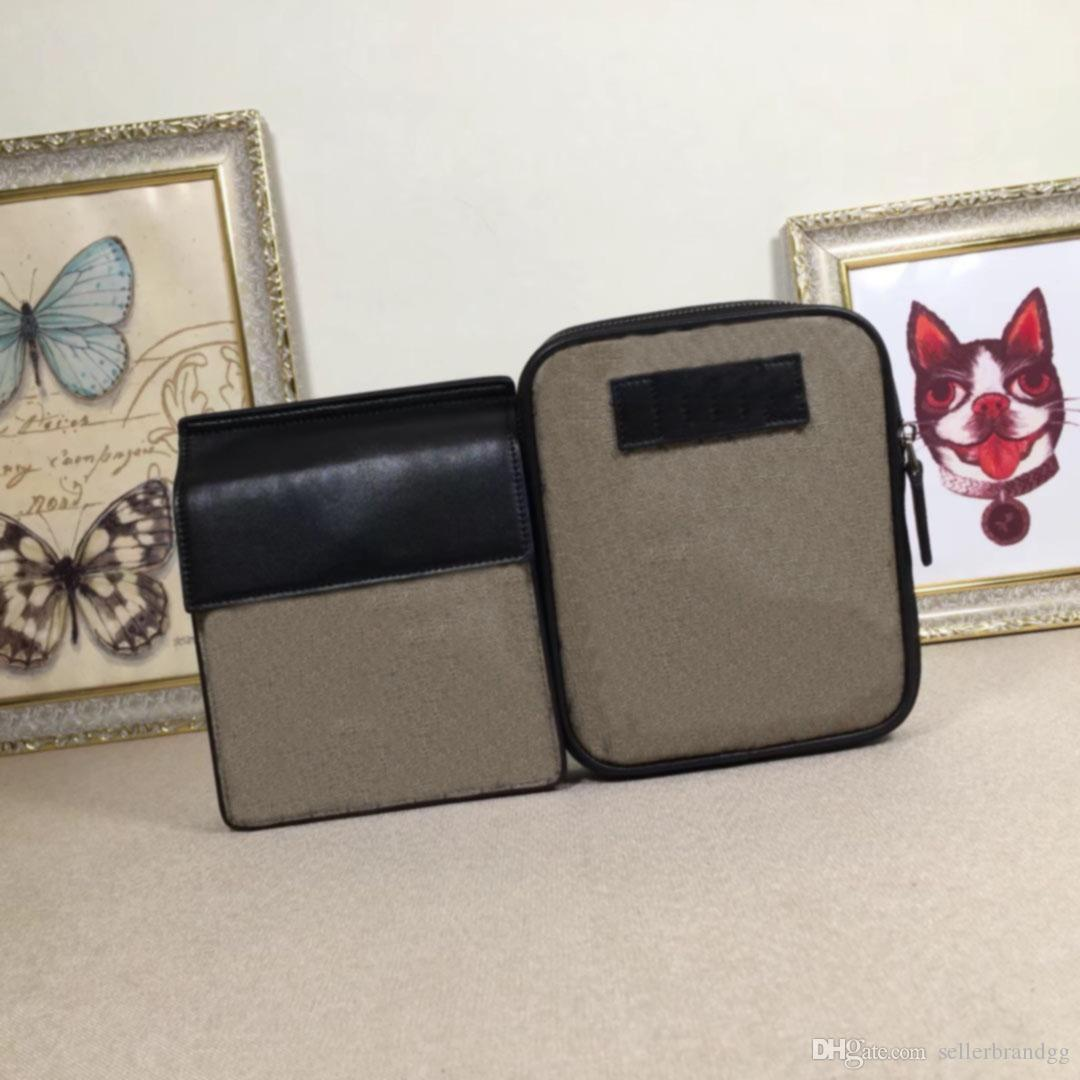 Saco da cintura Designer por Mulheres Mens Luxury Handbag Moda Peito Bag lether saco da cintura tamanho marca 33-17-4 # 450956