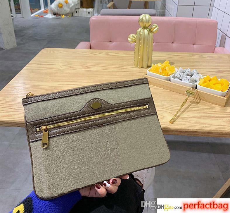 sacs à main sac à main de luxe de qualité Hot Designer Designer marque d'embrayage Sacs en toile et cuir mode portefeuille sac Concepteurs sac femmes avec boîte
