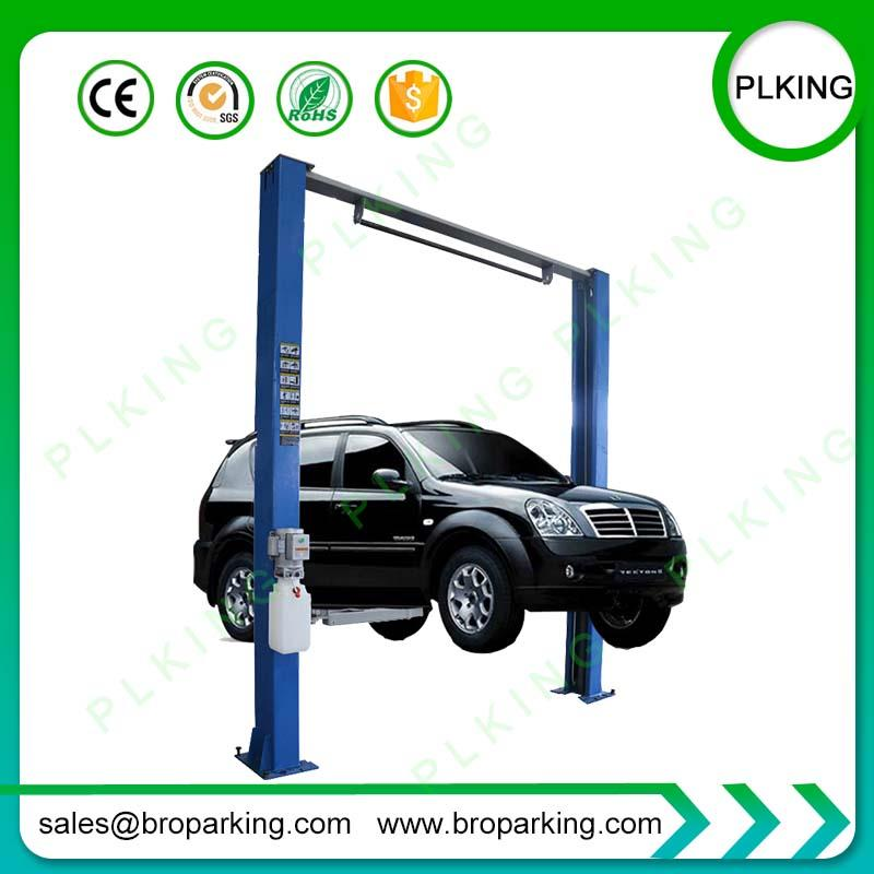 4.5 Ton heavy Duty/ Two Post Car Lift / Garage Equipment with CE
