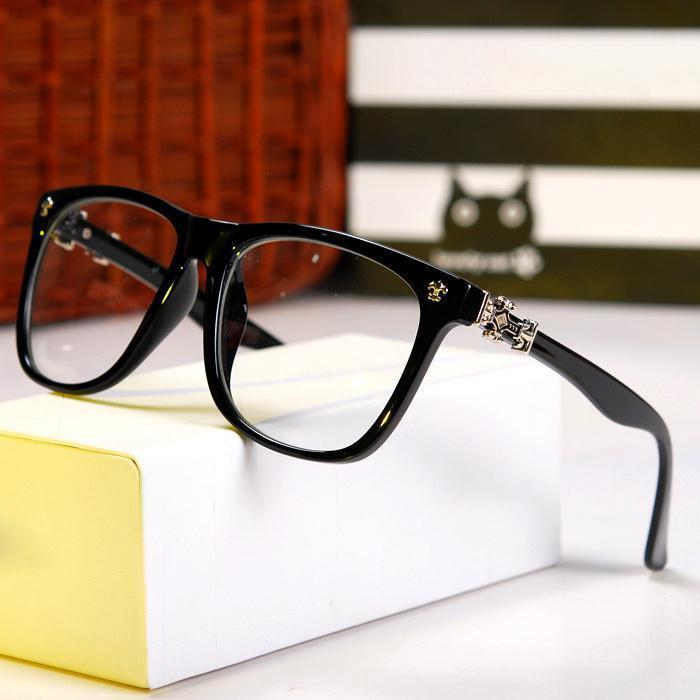 الرجال النساء أزياء على الإطار اسم العلامة التجارية مصمم عادي النظارات البصرية النظارات قصر النظر النظارات الإطار oculos H399