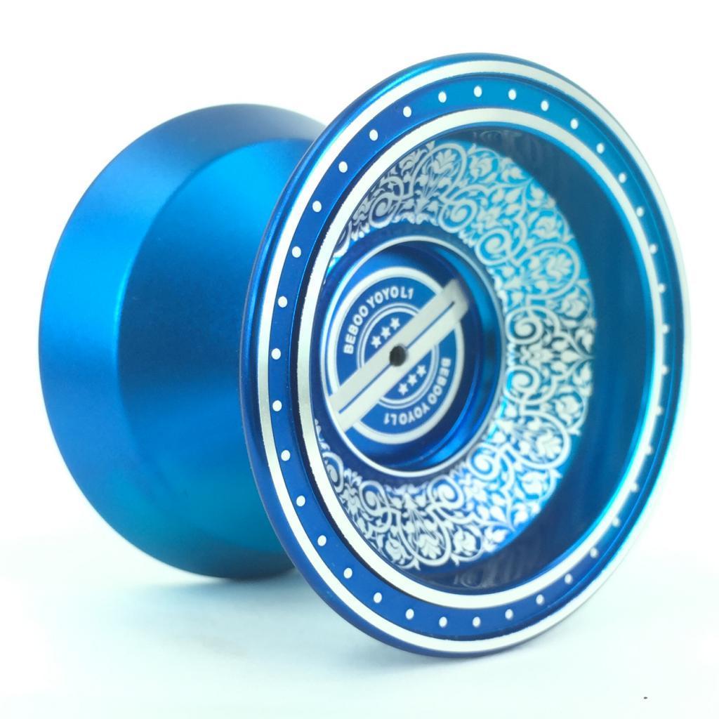 Cuscinetto Beboo professionale L1 YoYo + 3 Archi + 1 guanto + 1 cuscinetto blu