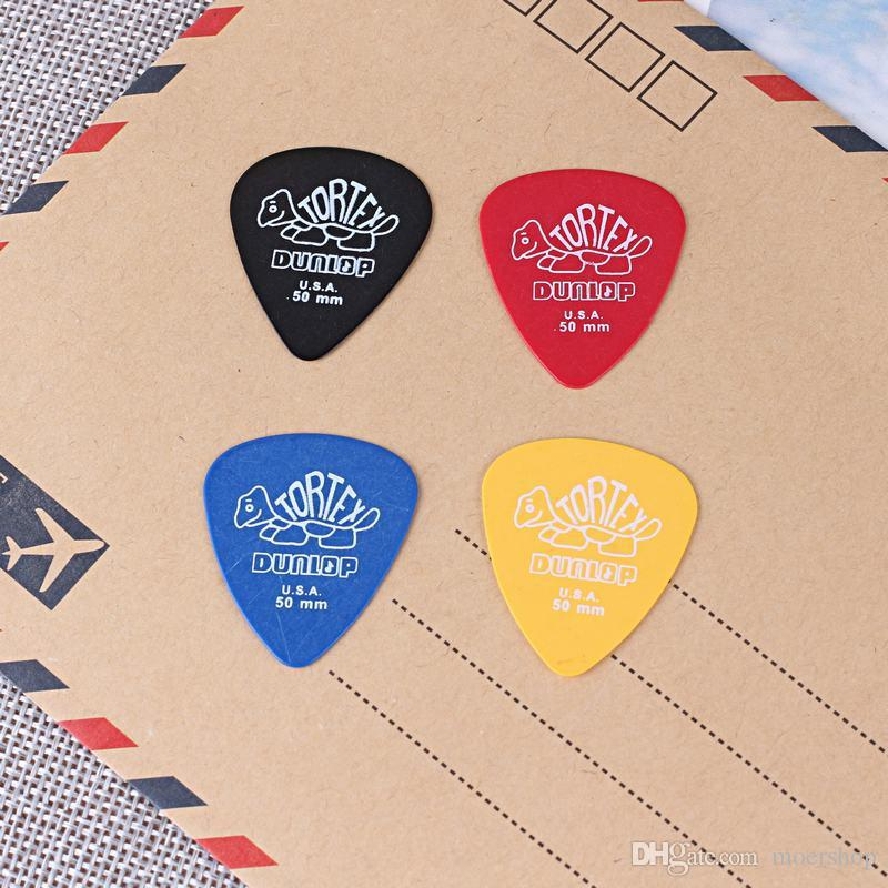 Guitar Accessories Picks Bass Mediator Acoustic Electric Classic Mixed Thickness