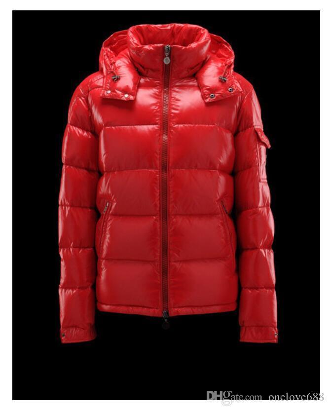 HOT Neue Männer 2021 beiläufige Daunenjacke Daunenjacke Herren Outdoor-Warm-Feder-Mann-Winter-Mantel outwear Jacken Parkas