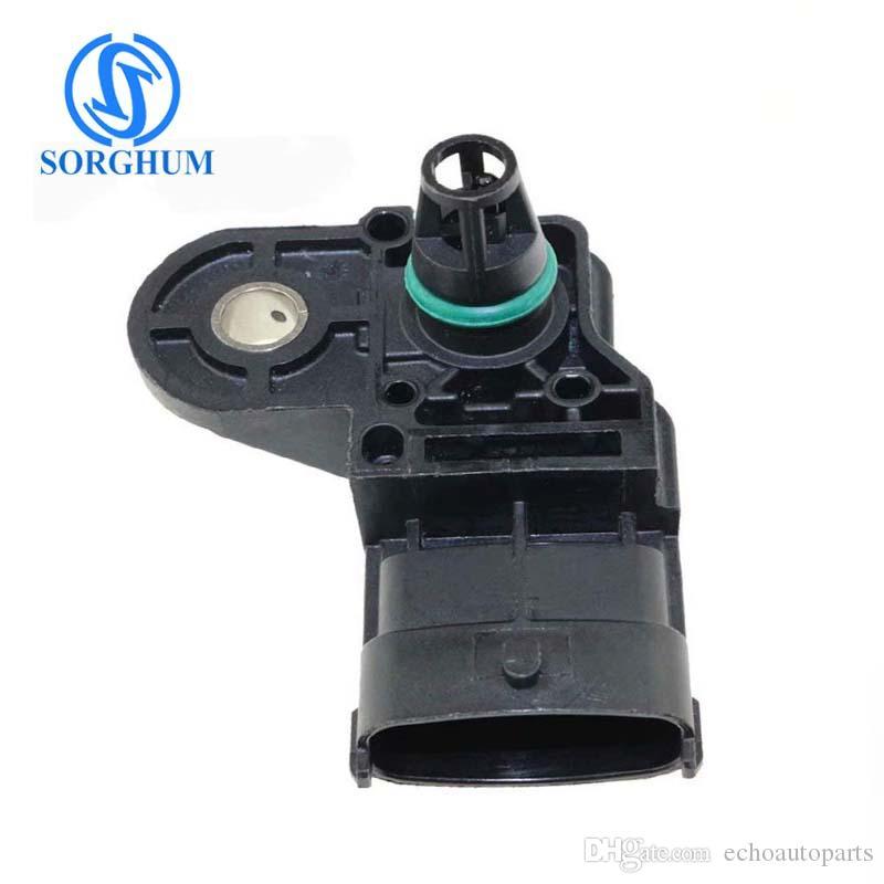 Nieuwe inlaatspruitstuk Absolute druksensor Kaart Bosch OEM 0281006076 Echt hoogwaardige Auto Sensor onderdeel