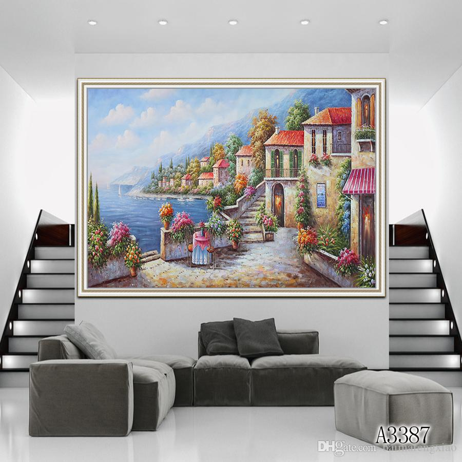 DIY diamond painting cross stitch Kits embroidery 5D mosaic home decoration Gift