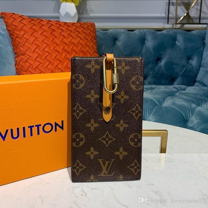 Livraison gratuite de haute qualité de nouveaux sacs de femmes et accessoires de mode mini-sac à dos de luxe taille du sac à dos Brown: 9 * 2,5 * 1 -5