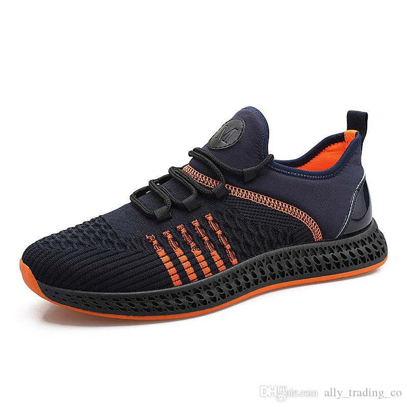 2019 neue Frühling Männer Müßiggänger Fahren Schuhe Mokassins Sommer Mode Für Männer Casual Schuhe Flache Atmungsaktive Faule Wohnungen