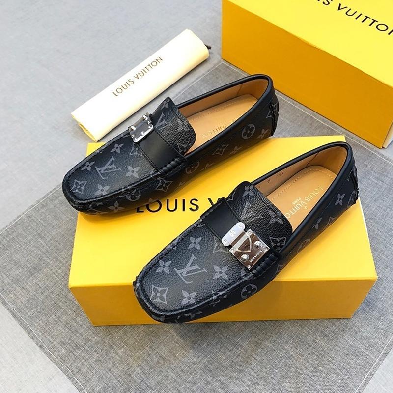 2019WP nouvelles chaussures de sport occasionnels Masculine, bas à pois voyage en plein air de aider les hommes de luxe paresseux chaussures, boîte d'emballage originale livraison rapide
