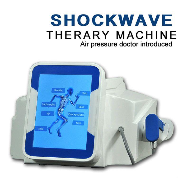 Prezzo di Macchina di fabbrica all'ingrosso portatile onde d'urto shockwave per Ed disfunzione erettile trattamenti onda d'urto therapi
