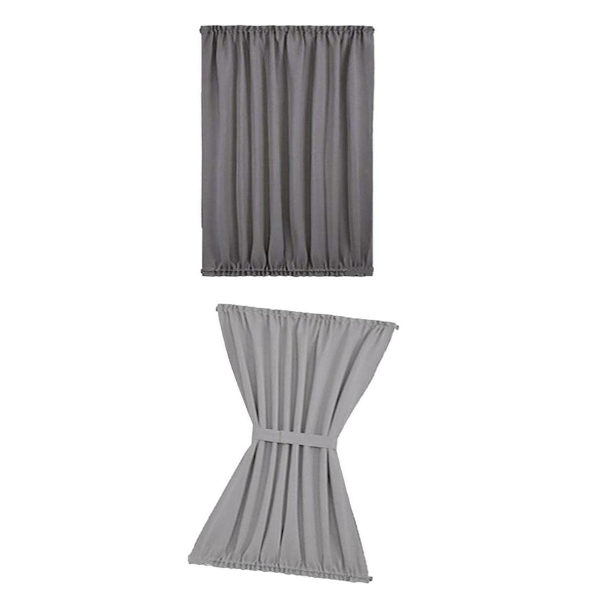 2020 2x Front Blackout French Door Curtain Panel 137x102cm Window Coverings From Zeyuantrading 27 14 Dhgate Com