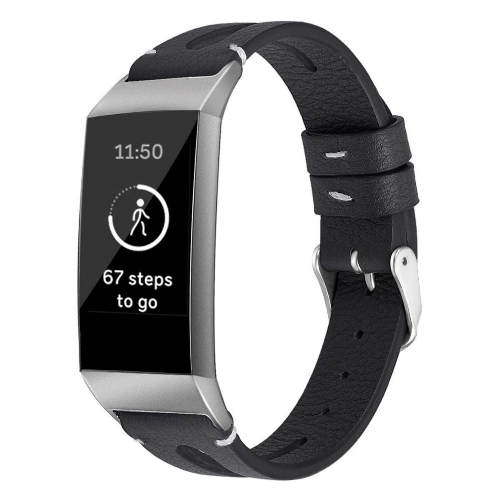 Kayış Fitbit Şarj 3 Band Fitbit Şarj 3 Correa Için Yedek Deri İzle Bilezik Correa Fitbit Izle 63006