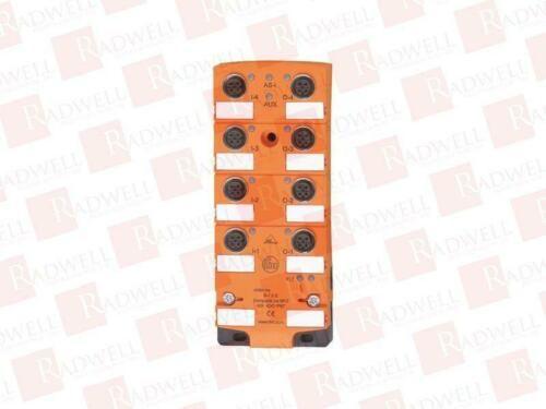 Efector COMPACTLINE M12 4DI 4DO-AC2476 / COMPACTLINEM124DI4DOAC2476 (NUEVO)