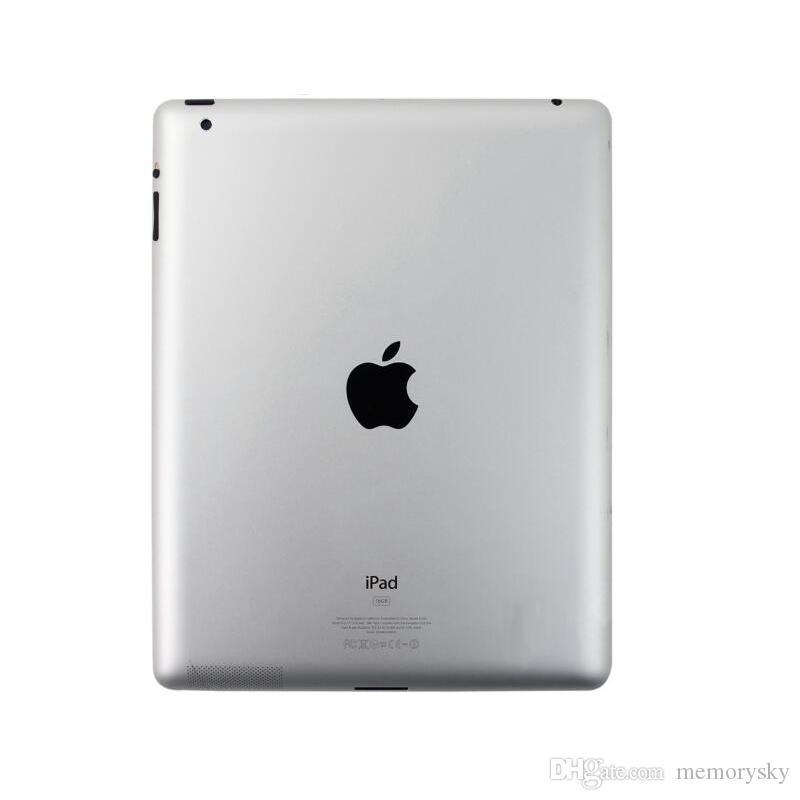 iPad 2 Original Refurbished Apple iPad2 Wifi 64GB ROM 9.7inch Display IOS Unlocked Tablet Sealed Box Free DHL