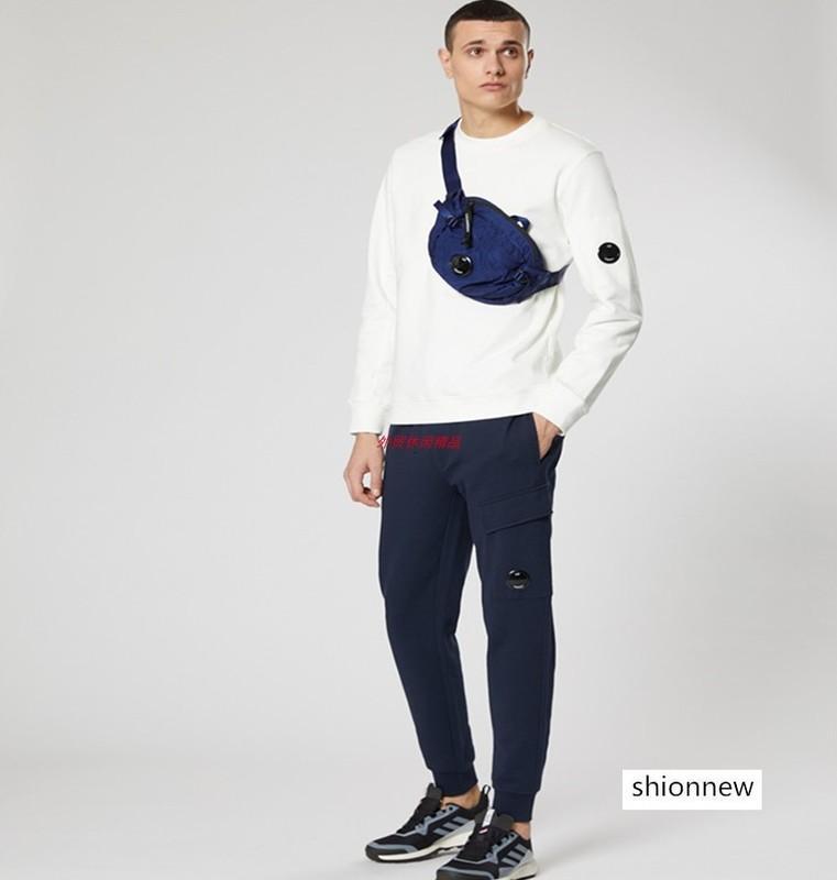 cp şirketi Mercek Cep Sweatpant gündelik erkek giyim pantolon