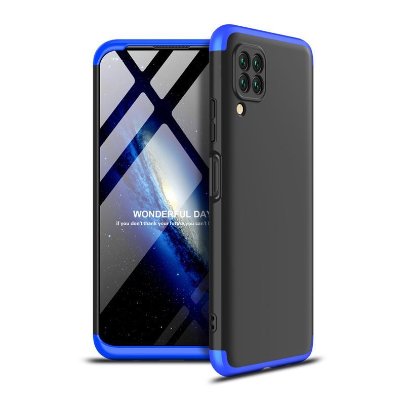 3 in 1 GKK 360 Degree Full Protection Case Cover for Huawei Nova 6 SE Shockproof Tough Case