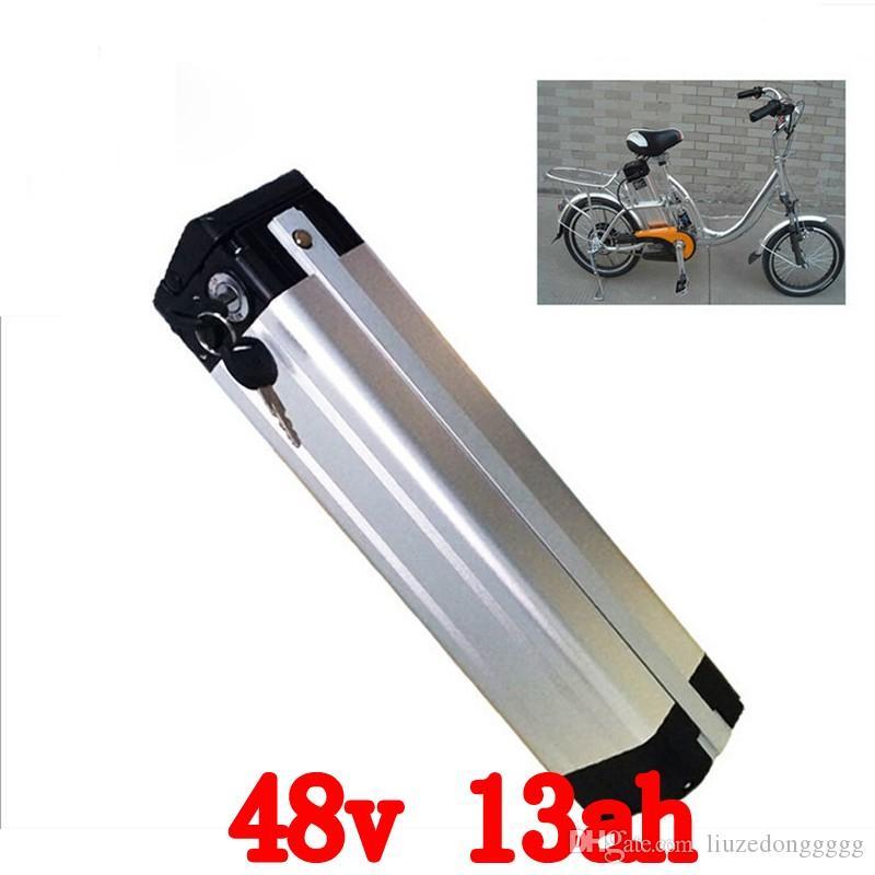 48v 1000w batterie 48v 13ah elektrische fahrradbatterie 48v 13ah lithium-batterie mit 30a bms und 54,6 v 2a ladegerät zollfrei