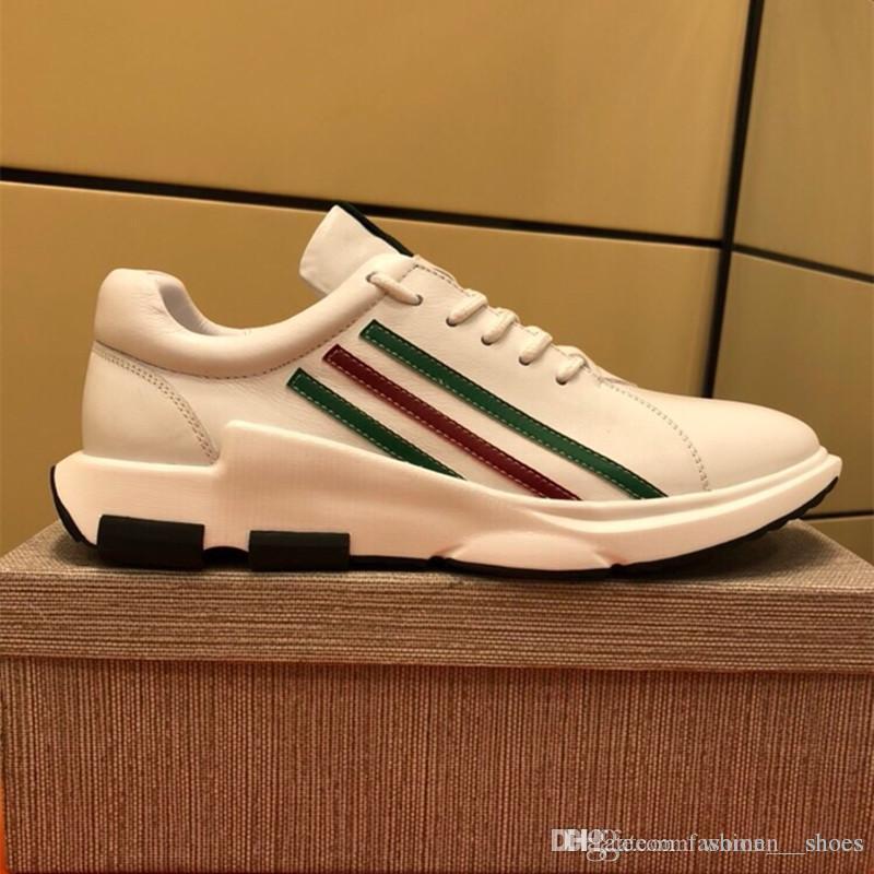 2020 scarpe Espadrillas dal design di lusso scarpe da uomo uomini scarpe da basket formatori mocassini Stan Smith stella d'epoca con formato della scatola 39-45 -68