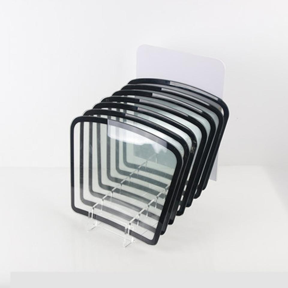 Автомобиль задняя / боковая стеклянная стеклянная лобовое стекло Автоматическое стеклянное отображение модельный комплект для оконного оттенка фольги Отображение MO-647