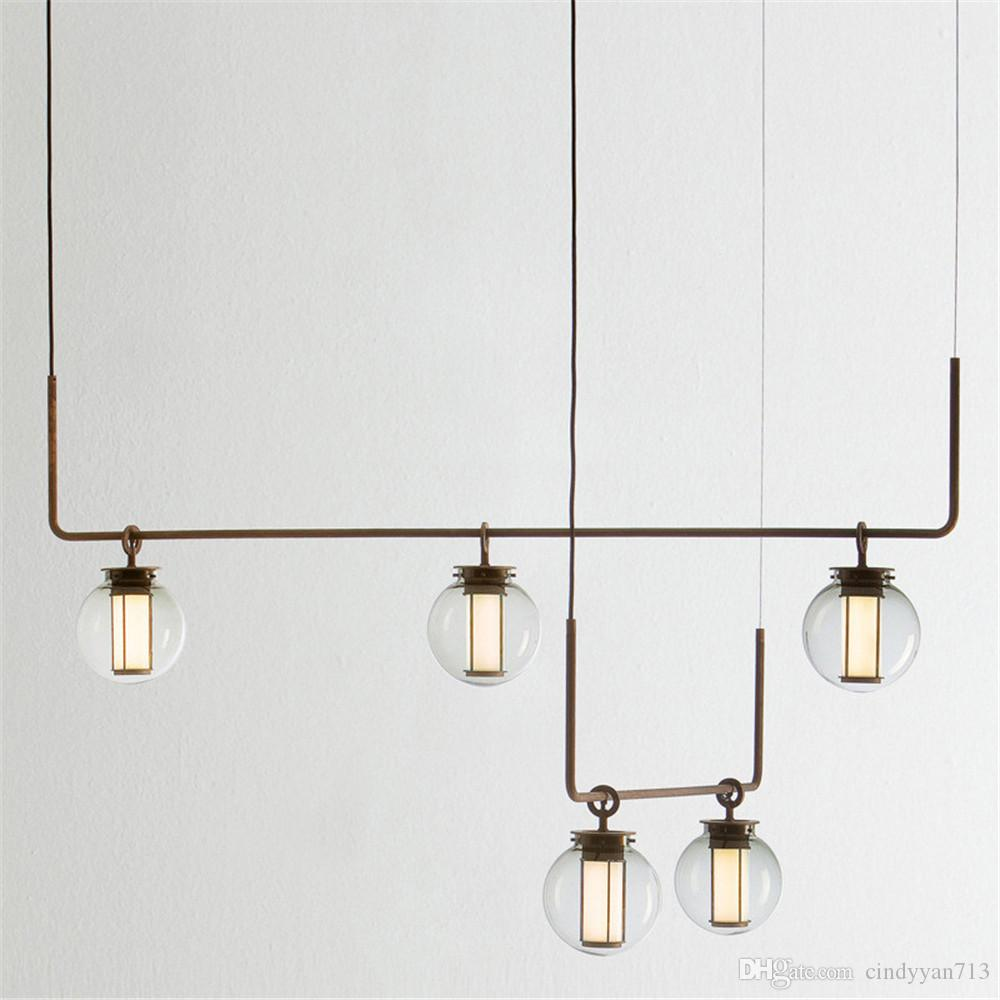 Modern Ceiling Pendant 3 Heads Shade Lamp Metal Lampshade Kitchen Light Fitting