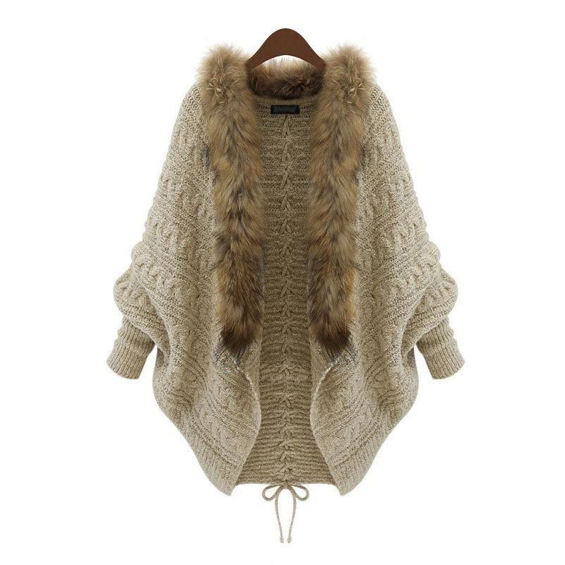 Ropa Knied chica rebeca del suéter de la muchacha de la chaqueta de abrigos de piel chaqueta de cuello de punto de bebé ropa de moda ropa de 14-20 años de edad
