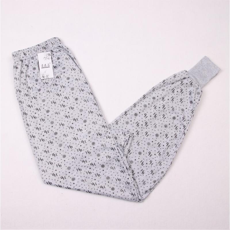 Erkekler ekstra pantolon erkek paçalı don emek koruma malzemeleri Sıcak pantolon Sıcak pantolon ve pantolon paçalı don erkekler baskılı