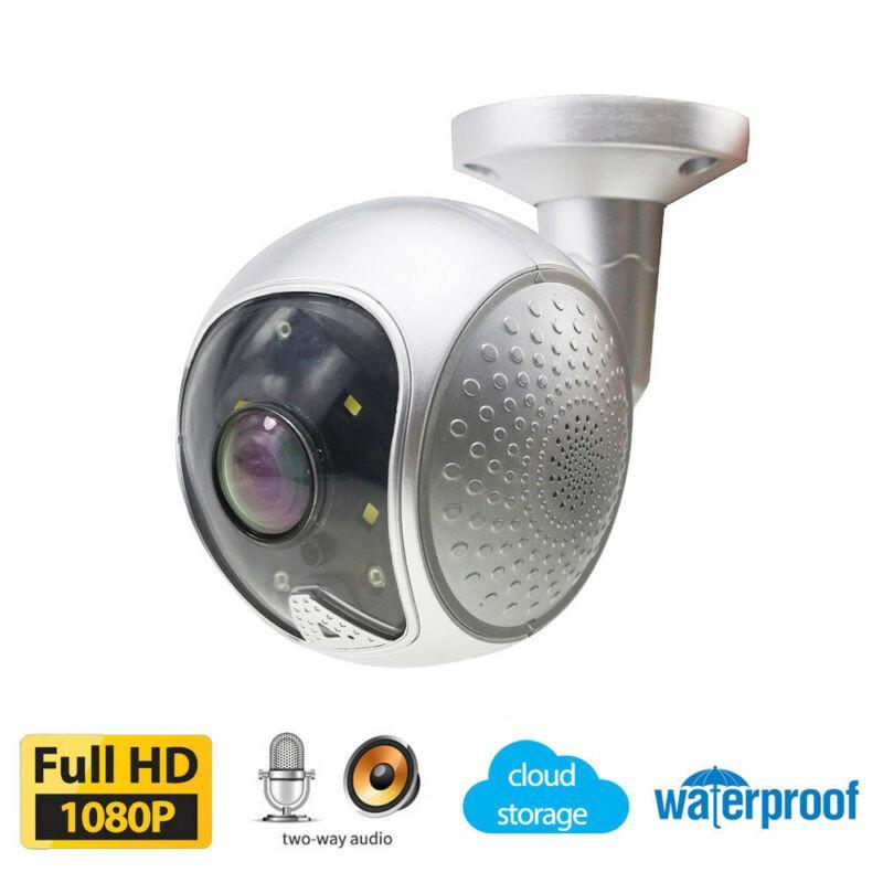 Формате высокой четкости 1080p открытый безопасности IP-камера беспроводной сети WiFi видеонаблюдения ИК ночного видения WiFi IP-камеры