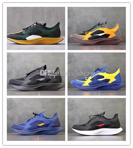 Zoom Pegasus 35 Turbo Gyakusou 2019 Mesh Koşu Ayakkabıları Erkek Eğitmenler Nefes Spor Sneakers Tasarımcı Ayakkabı