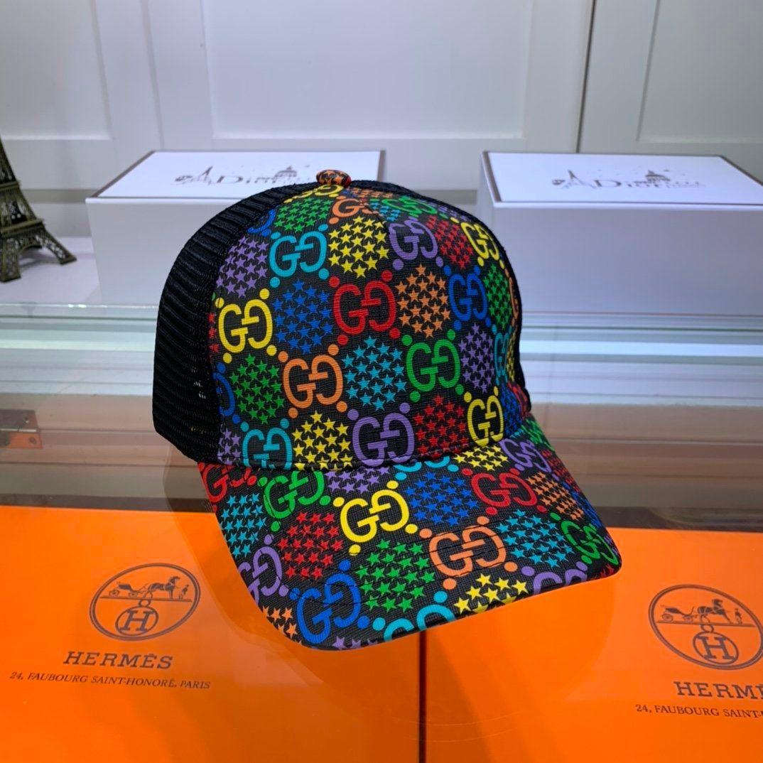 2020 Baseball-Caps Klassische Marken Kappen Bestickt Männer Frauen Kopfbedeckung Golfsport Polo Cap