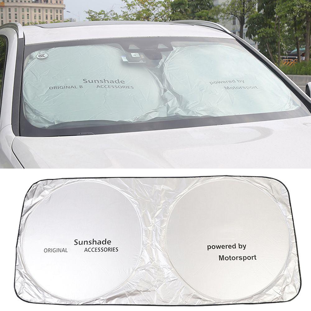 Accessoires voiture pare-brise avant Pare-soleil Pare-soleil Protection pare-brise abat-jour Couverture Décoration pour BMW X3 G01 X4 G02 2018-2020
