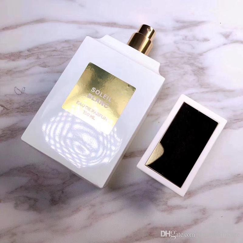 Profumo neutro di Ford Soleil Blanc 100ml Maschio profumo maschio Oud Wood Eau de Parfum Brand Fragranza Spray spedizione gratuita