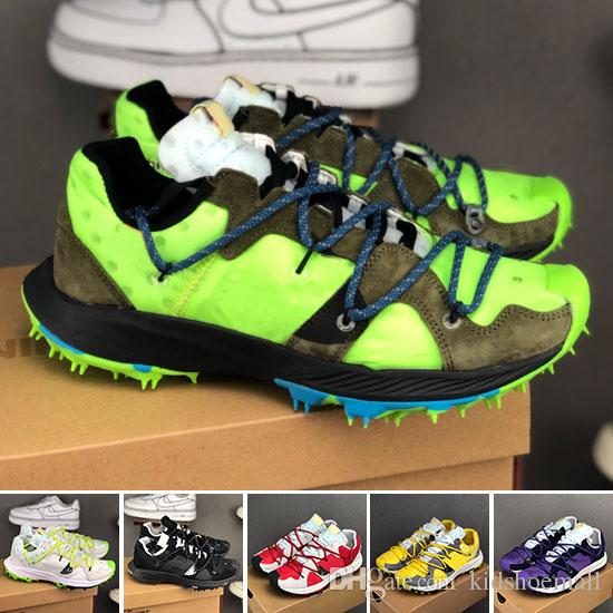 Con Box Uomo Terra Kiger 5 Sneaker da uomo Sneakers da uomo Scarpa sportiva da uomo Scarpa sportiva da uomo Male Chaussures Sport Homme Trainer Sneaker