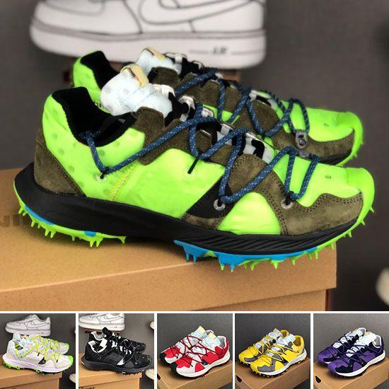 Con caja para hombre Terra Kiger 5 entrenadores zapatillas de deporte zapatillas para hombre zapatos deportivos zapato masculino atlético chaussures deporte homme entrenador zapatilla de deporte