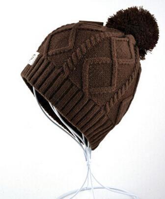 купить оптом жаркая зима осень бренд Ug дизайнер шапочки вязаные
