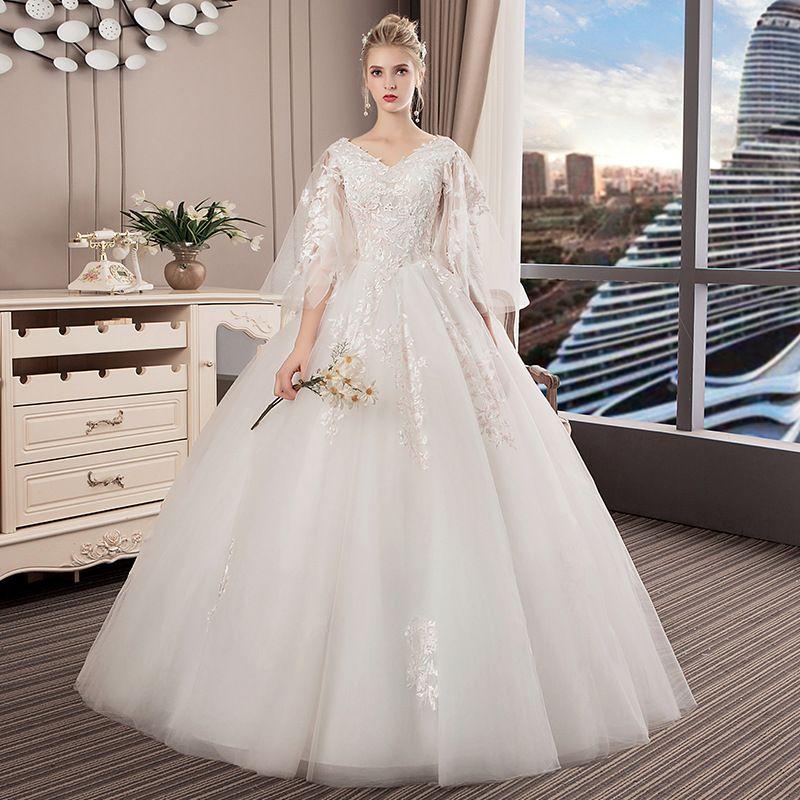 Wedding Dress 2019 European And