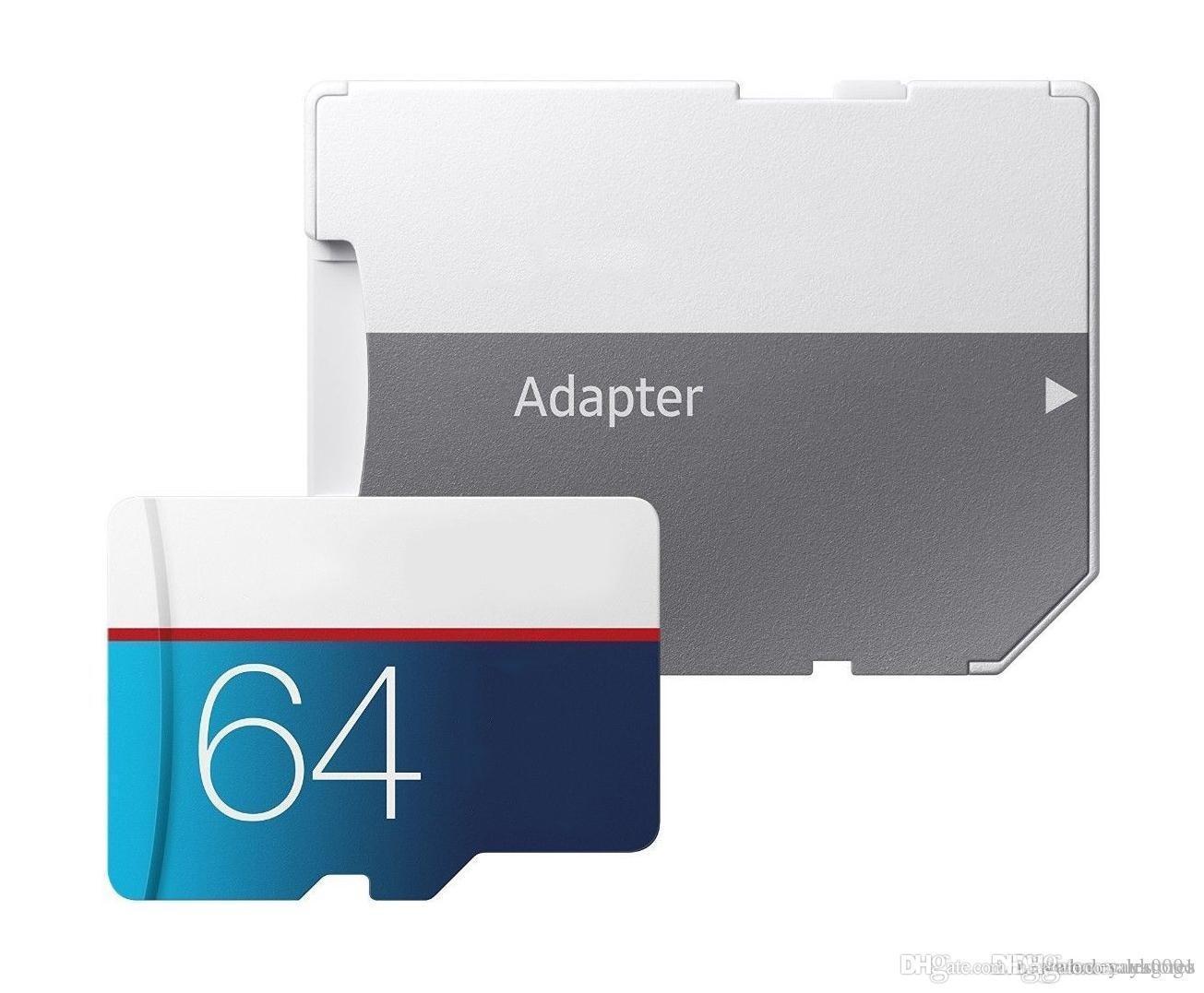 UK Wholesale PRO Select Micro SDXC UHS-I Card 128GB 64GB 32GB 16GB Class 10 U3 Micro SD TF Card with Adapter Faster Speeds u328