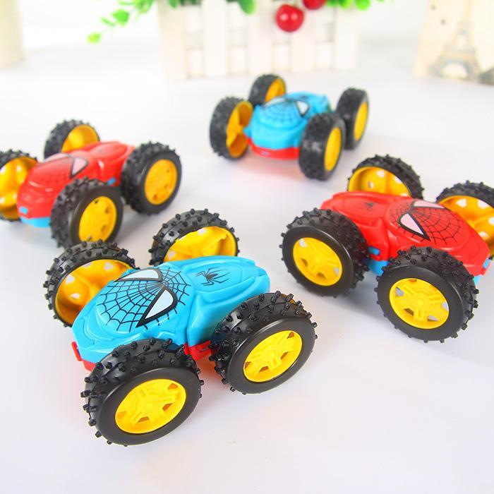 2019 basculante legal Double-Sided Truck Inertial Car 360 Resistência rotação para Fall presentes de aniversário Moda Off crianças criativas de brinquedo