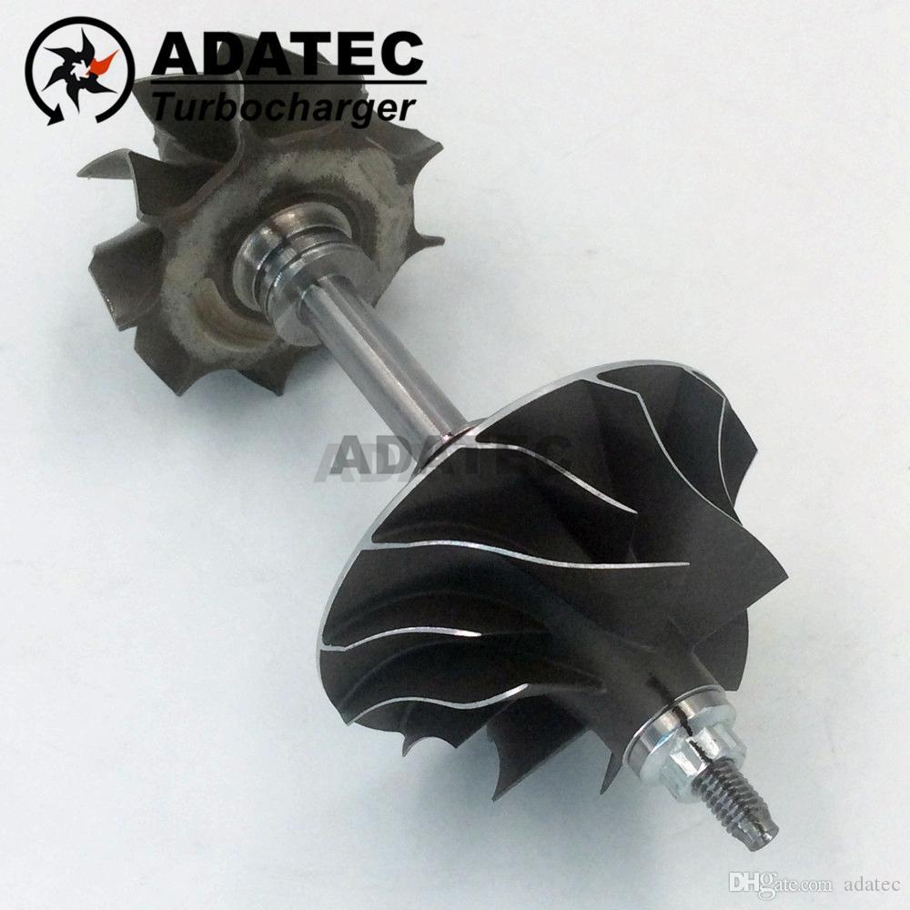 Salut-Q Turbocompresseur rotor GT2256V 709838 A6120960399 05104006AA Turbo arbre de roue pour Dodge Sprinter 115 Kw 156 HP OM 612 DE LA 27
