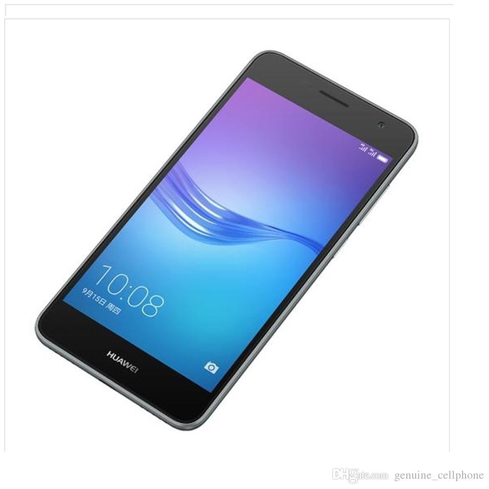 Original Huawei Enjoy 6 4G LTE Cell Phone MT6750 Octa Core 3GB RAM 16GB ROM Android 5.0 inches 13MP Fingerprint ID OTG Smart Mobile Phone