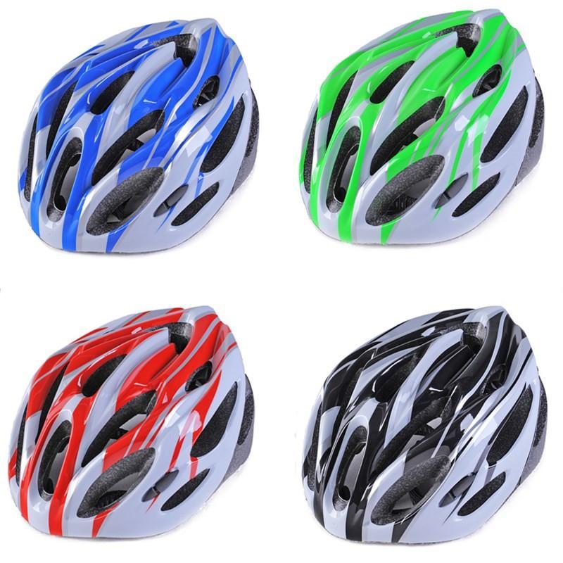 2017 Nova Capacete de Ciclismo Mens Road Bike equitação capacetes não uma peça Molding Capacete de Ciclismo Ultraleve Mtb Corrida