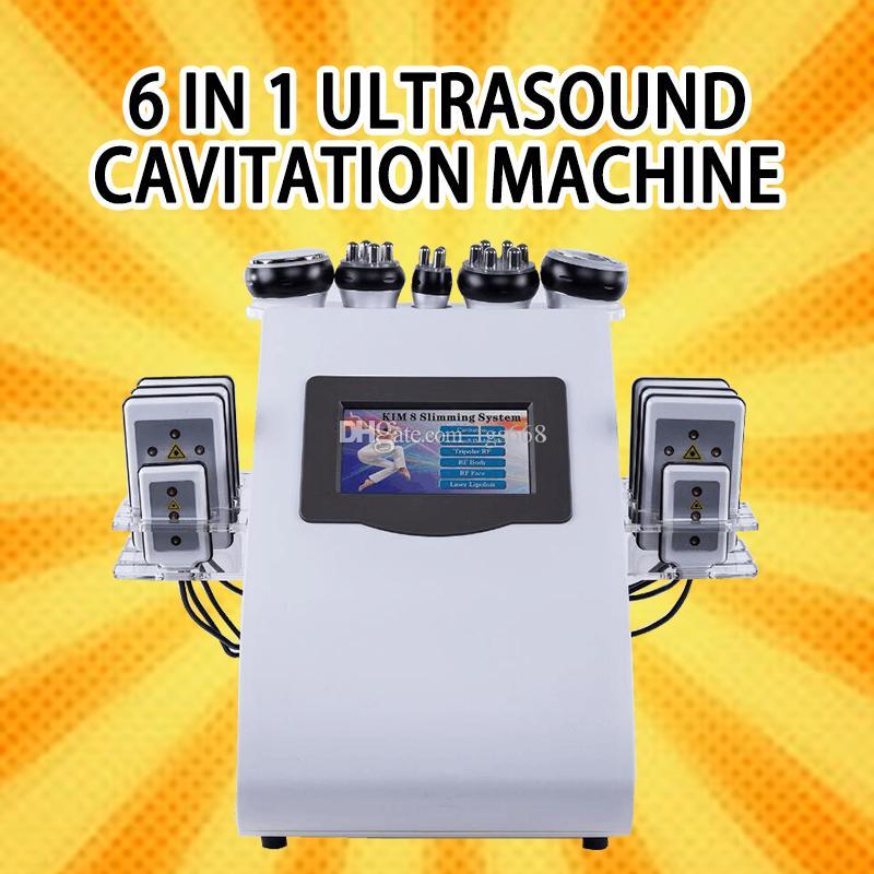 vuoto macchina dimagrante 40k ultrasonica liposuzione cavitazione laser lipo dimagrante macchina a vuoto per la perdita di peso
