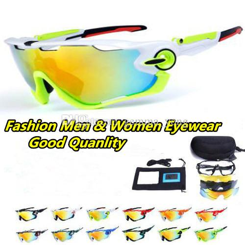 2020 Polarized Brand Cycling Sunglasses Racing Sport Cycling Glasses Mountain Bike Goggles Interchangeable 3 Lens Outdoor Cycling Eyewear