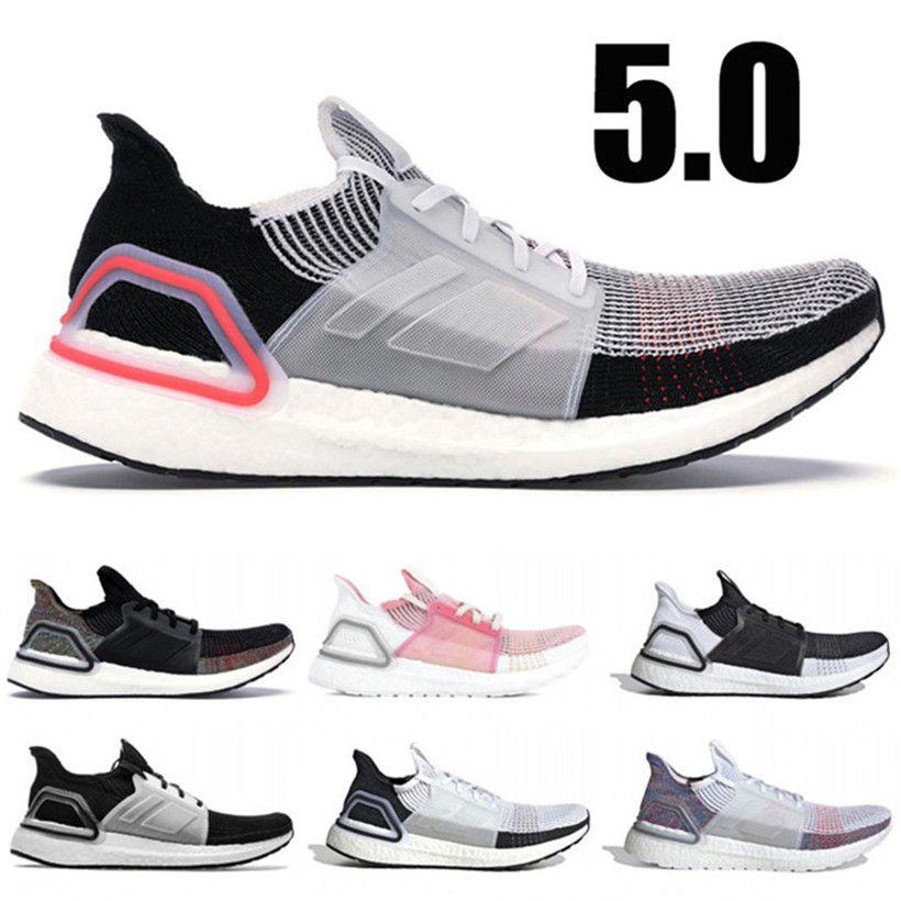 Ultra 5.0 casualShoes Erkekler Kadınlar Tasarımcı Sneakers Siyah Çok Renkli Panda Oreo Gerçek Pembe Ultra Spor Ayakkabı 36-45