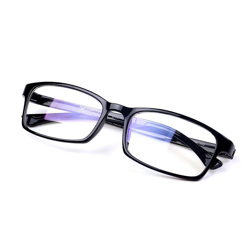 Bleu lunettes lunettes anti yeux MS TR90 de haute qualité anti-fatigue monture de lunettes super ténacité de rayonnement informatique