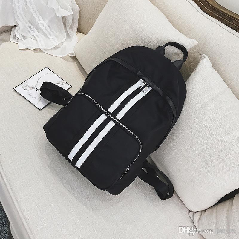 2017 Европа стиль школьный мешок модные дизайнеры сумки рюкзак мужская сумка рюкзаки имитация бренды Оксфорд бесплатная доставка
