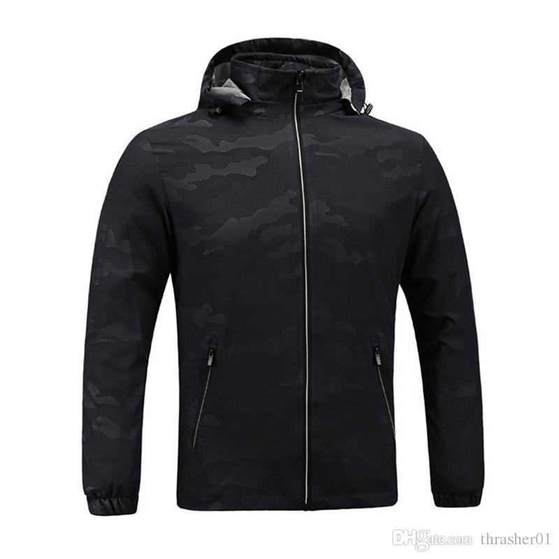 رجل المصمم الستر سترة واقية الرجال عالية الجودة ملابس رجالية المرأة المصمم الشتاء معاطف الشتاء الستر الحجم L-XXXL