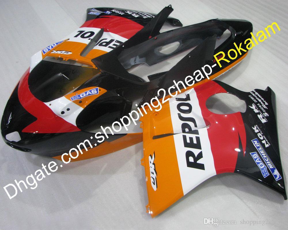대한 패션 카울링 바디 작업 키트 혼다 1,996에서 2,007 사이 CBR1100XX 블랙 버드 96-07 CBR 1100 XX 스포츠 오토바이 페어링 (사출 성형)