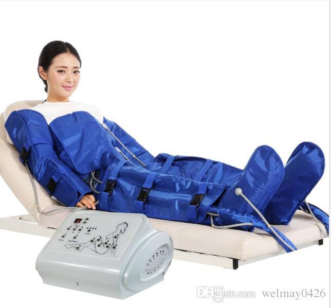 presoterapia professionale Linfodrenaggio presoterapia drenaggio linfatico macchina di terapia di vuoto