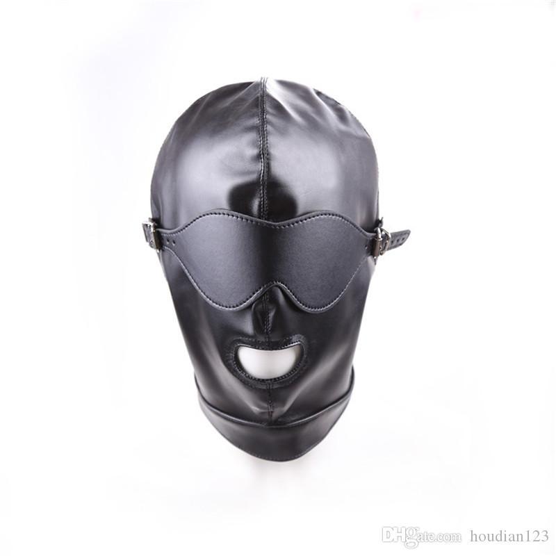 И персонаж ночной клуб взрослых с завязанными глазами мужчин маска альтернативная интерпретация кожи для игрушек секс женщин PartionJouts Sexuelstoys для Vova