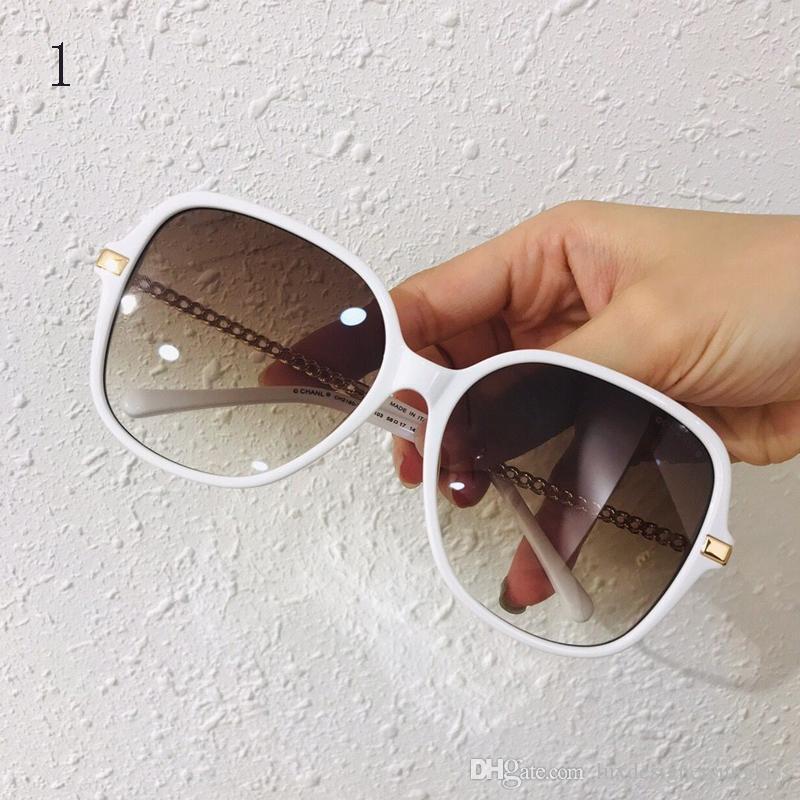 Damga 2180 Lüks Sunglass Full Frame UV Koruma Moda Aksesuar olan kadınlar Moda Güneş Box gel